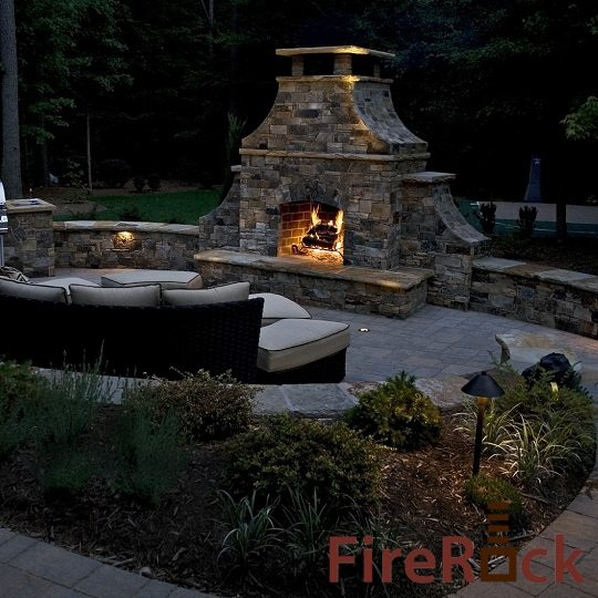 Outdoor Kitchens, Outdoor Fireplaces And Pizza Ovens