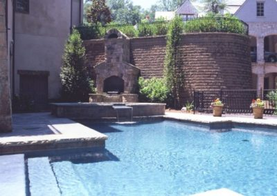 Fireplace-beside-pool-540x540