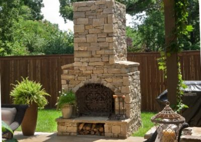 Fireplace-with-Knight-Cap-540x540