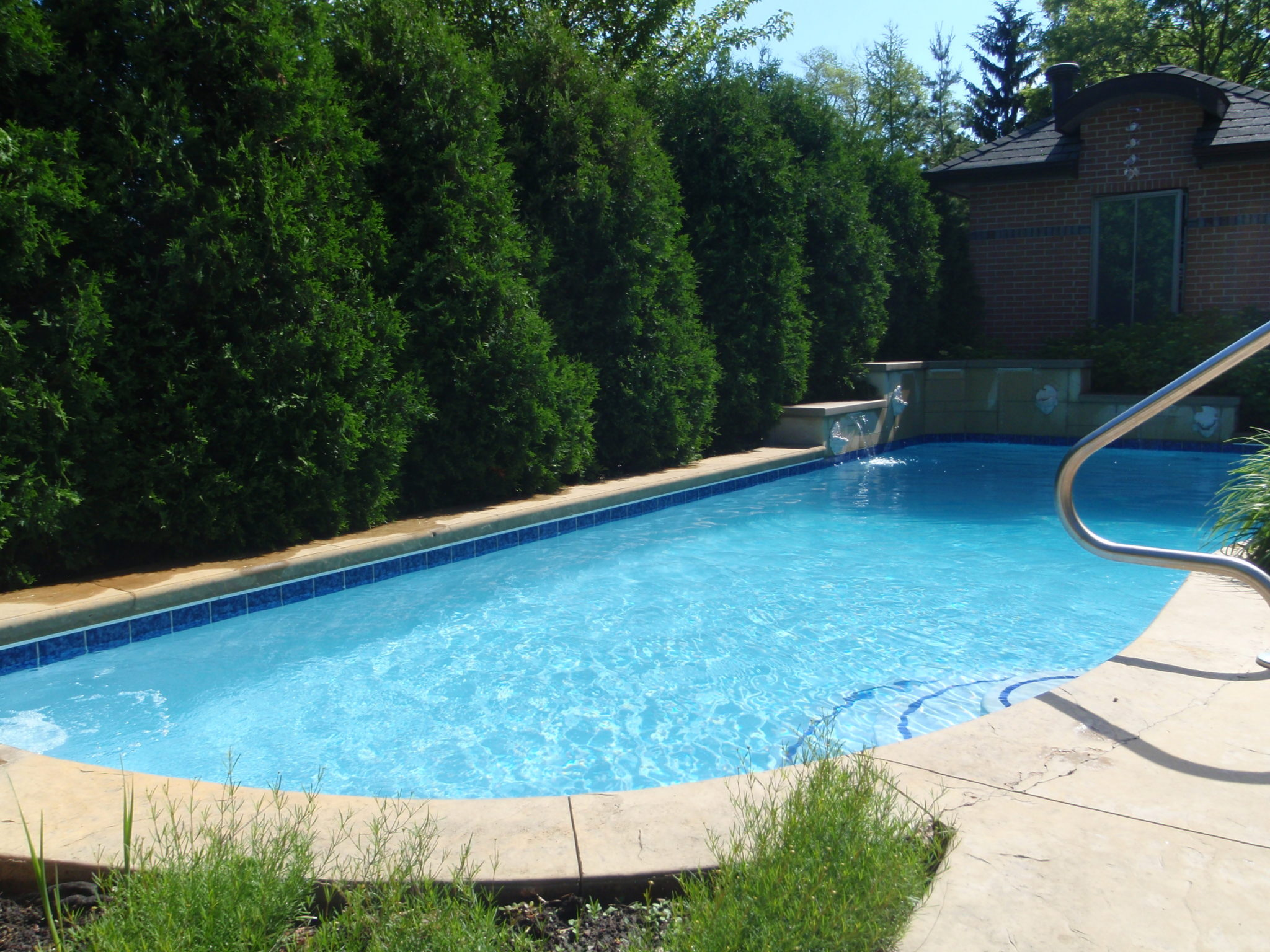 Pool gallery danna pools inc for Swimming pool design jobs