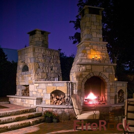 Outdoor Kitchens Outdoor Fireplaces And Pizza Ovens