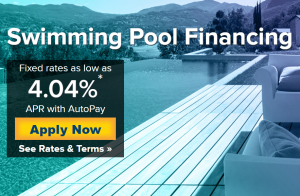 Gunite swimming pools concrete pool builders chicago for Swimming pool financing
