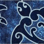 Islands Sapphire Breeze Deco 2 - 6x6