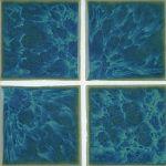 Ocean Blue - 3x3
