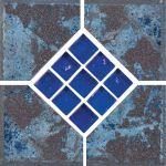 Tondela Blue Deco - 6x6